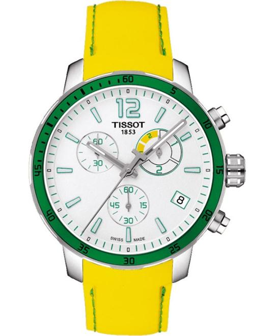 TISSOT T095.449.17.037.01 Quickster Watch 42mm