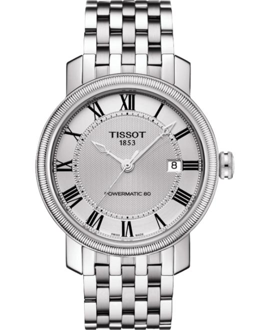 TISSOT Bridgeport Powermatic 80 Automatic 40mm