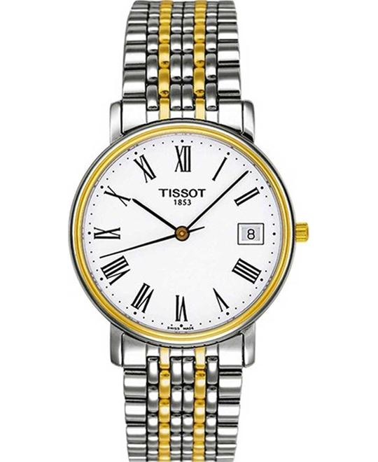 TISSOT T-Classic T52248113 Desire Unisex Watch 34mm