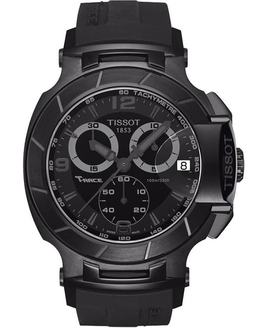 TISSOT T-Race Chronograph Quartz Sport Watch 45mm