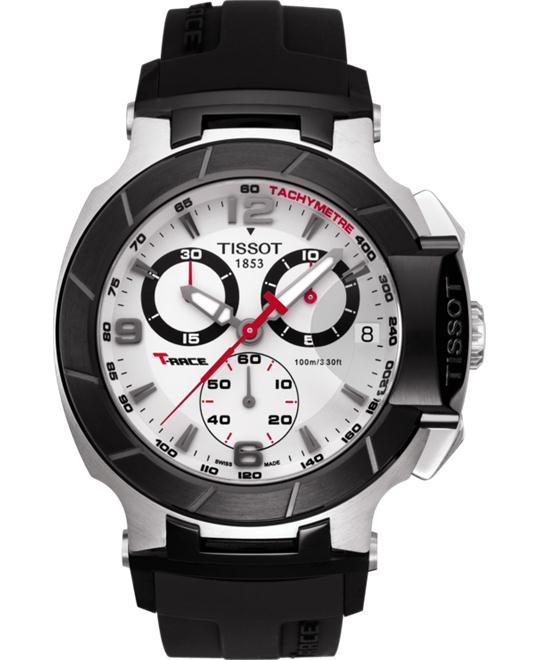 TISSOT T048.417.27.037.00 T-RACE WATCH 45.3MM