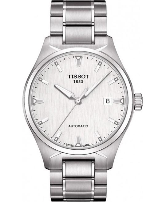Tissot T-Tempo Analog Swiss Automatic Watch 39mm