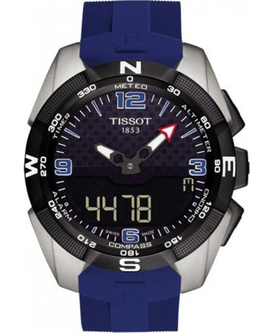 TISSOT T-TOUCH EXPERT SOLAR ICE HOCKEY 45MM