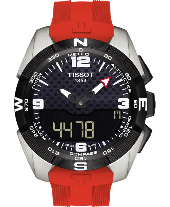 TISSOT T091.420.47.057.00 T-Touch Expert Watch 45mm