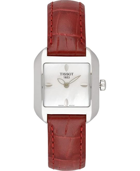 TISSOT T-Trend Mother of Pearl Ladies Watch 20*24mm
