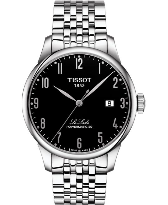 Đồng hồ TISSOT T006.407.11.052.00 Le Locle POWER 80 39.3mm