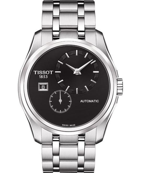 Tissot T0354281105100 Couturier Automatic Self Wind Watch 39mm