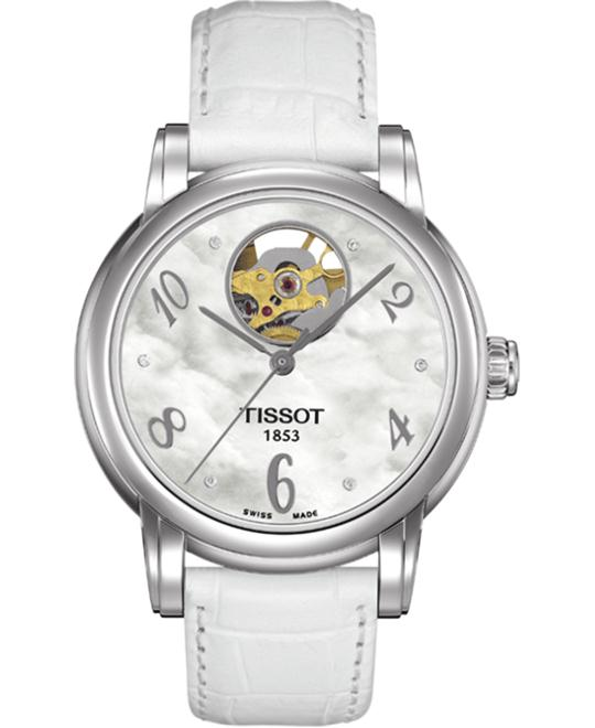 đồng hồ TISSOT T050.207.16.116.00 Lady Heart Automatic Watch35mm