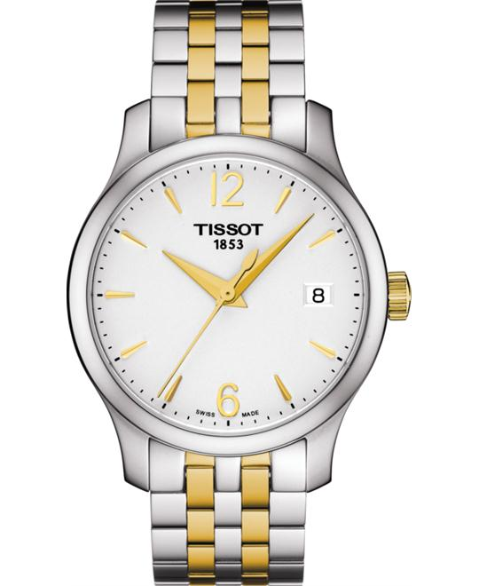 TISSOT T063.210.22.037.00 Tradition Ladies Watch 33mm