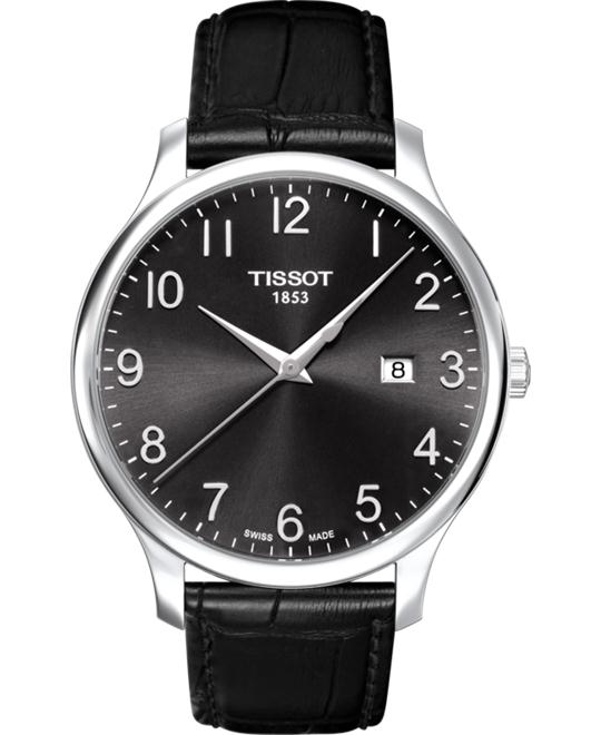 TISSOT T063.610.16.052.00 TRADITION Watch 42mm