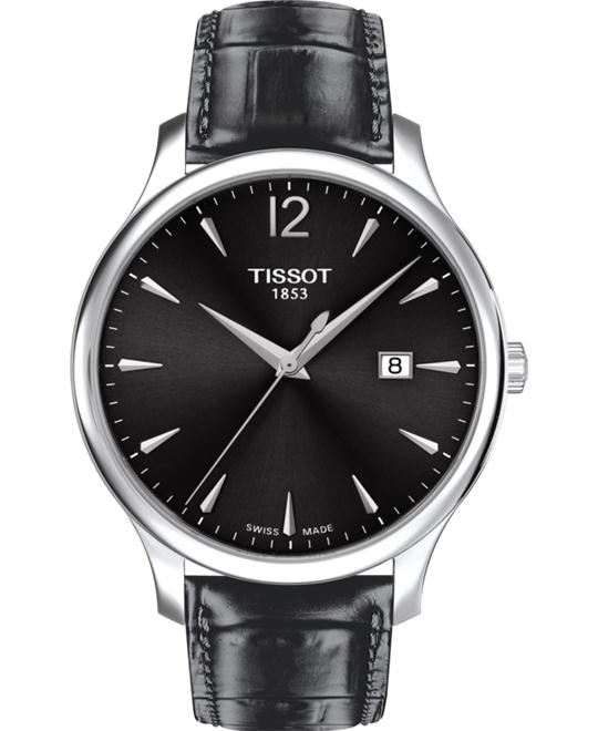 TISSOT T063.610.16.087.00 TRADITION Watch 42mm