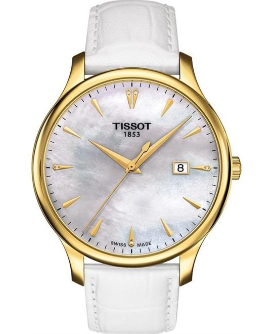 Tissot T063.610.36.116.00 T-Classic Tradition Watch 42mm