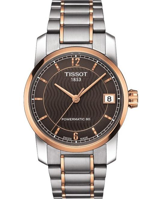 Tissot T087.207.55.297.00 T-Classic Automatic Watch 32mm