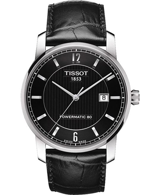 Tissot T0874074605700 T-Classic  Swiss Automatic Watch 40mm