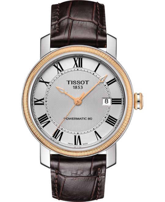 đồng hồ TISSOT T097.407.26.033.00 T-Classic Bridgeport Men's Watch 40mm