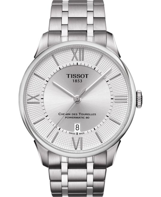 đồng hồ Tissot T099.407.11.038.00 Chemin Des Tourelles 42MM
