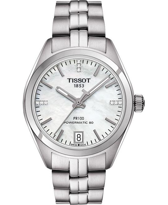 TISSOT T101.207.11.116.00 PR 100 Watch 33mm