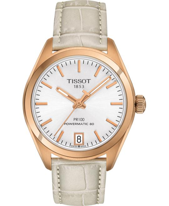 TISSOT T101.207.36.031.00 PR 100 Auto Watch 33mm