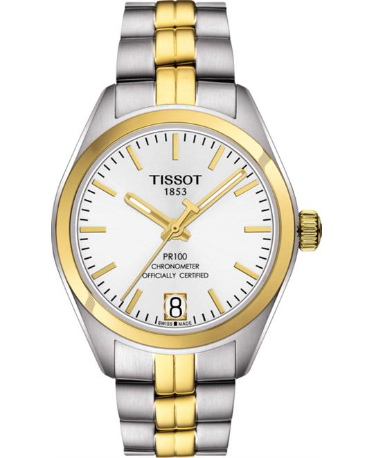TISSOT T101.208.22.031.00 PR 100 Watch 33mm