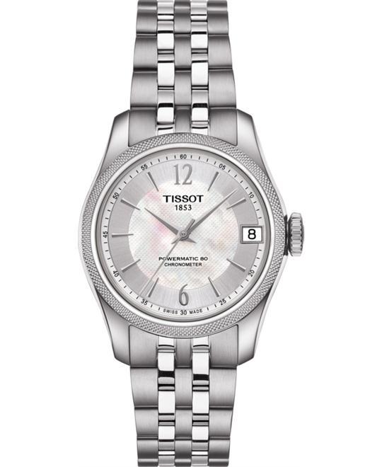 đồng hồ TISSOT T108.208.11.117.00 BALLADE auto 30mm