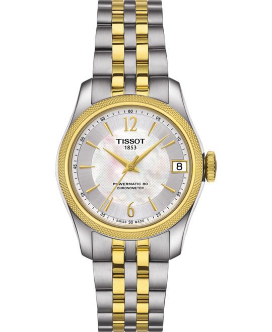 đồng hồ TISSOT T108.208.22.117.00 BALLADE auto 30.6x32mm