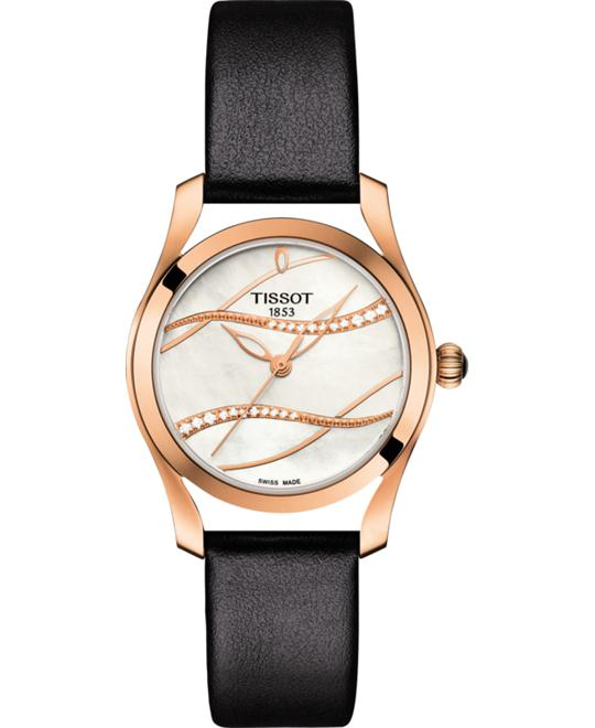 đồng hồ TISSOT T112.210.36.111.00 T-WAVE Watch 30mm