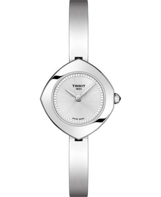 đồng hồ TISSOT T113.109.11.036.00 FEMINI-T 24.8x22.58mm
