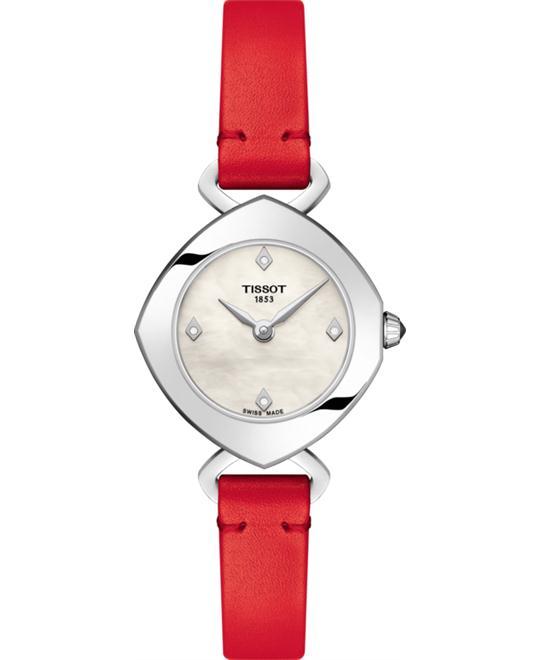 đồng hồ TISSOT T113.109.16.116.00 FEMINI-T 24.8x22.58mm