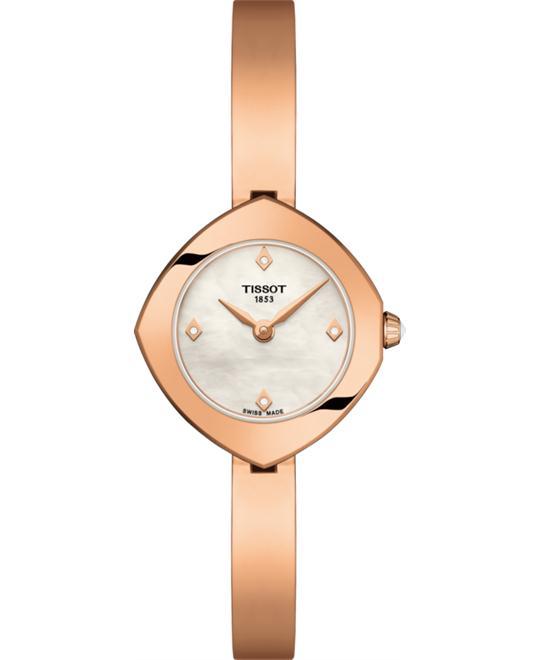 đồng hồ TISSOT T113.109.33.116.00 FEMINI-T 24.8x22.58mm