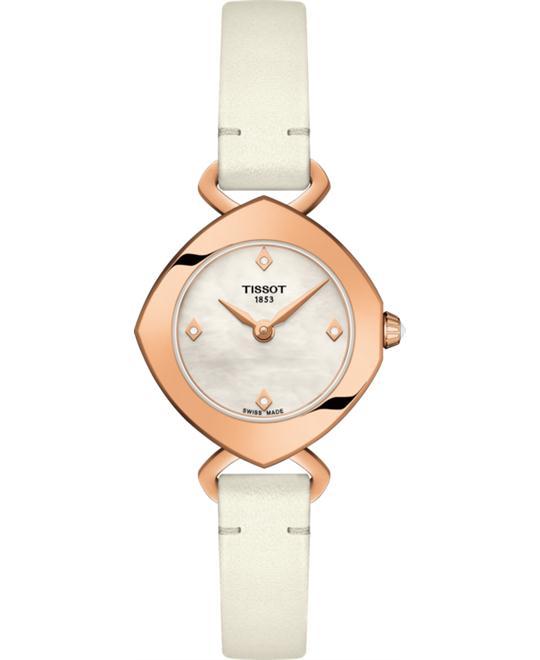 đồng hồ TISSOT T113.109.36.116.00 FEMINI-T 24.8x22.58mm