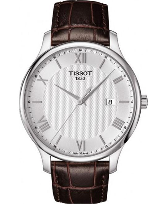 TISSOT Tradition Silver Men's Watch 42mm