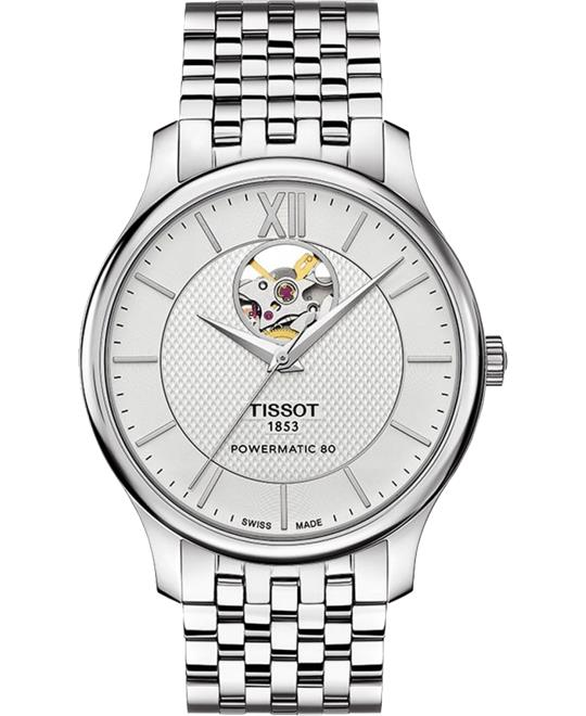 TISSOT Tradition T063.907.11.038.00 Auto Watch 40mm