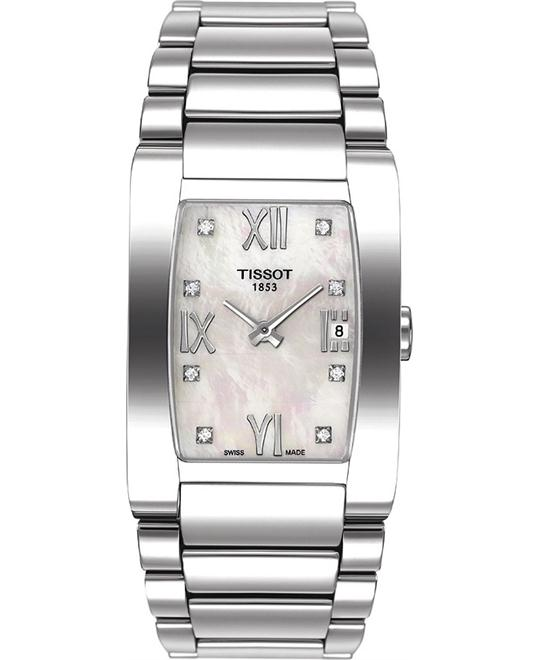 Tissot T007.309.11.116.00 Swiss Stainless Watch 24.5mm