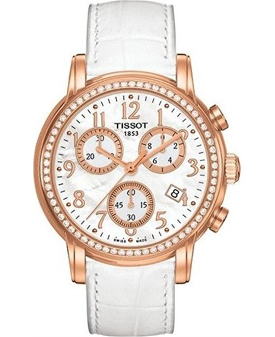 Tissot  T050.217.36.112.01 Dressport  Diamonds watch 35mm
