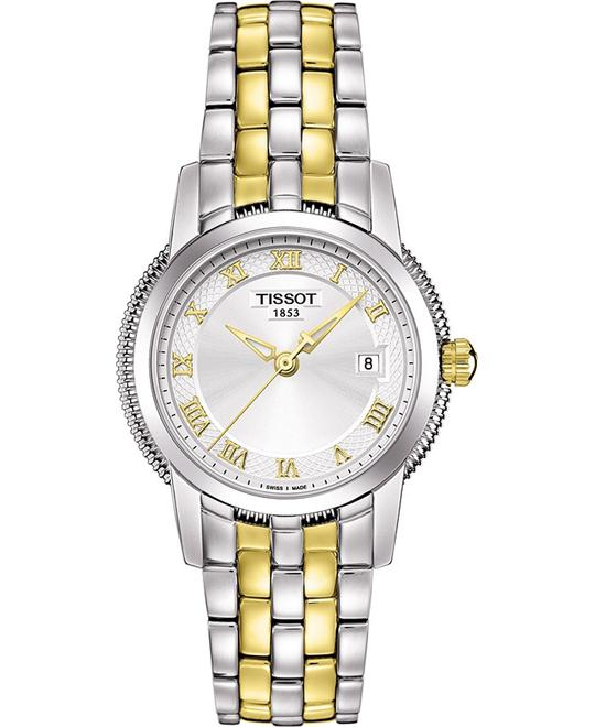 Tissot Women's Stainless Steel Watch 28mm