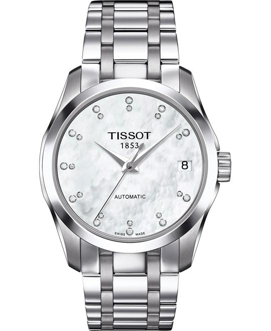 Tissot Women's Swiss Automatic Diamond 32mm