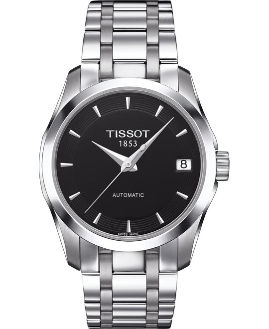 Tissot Couturier Automatic Women's Swiss Watch 32mm