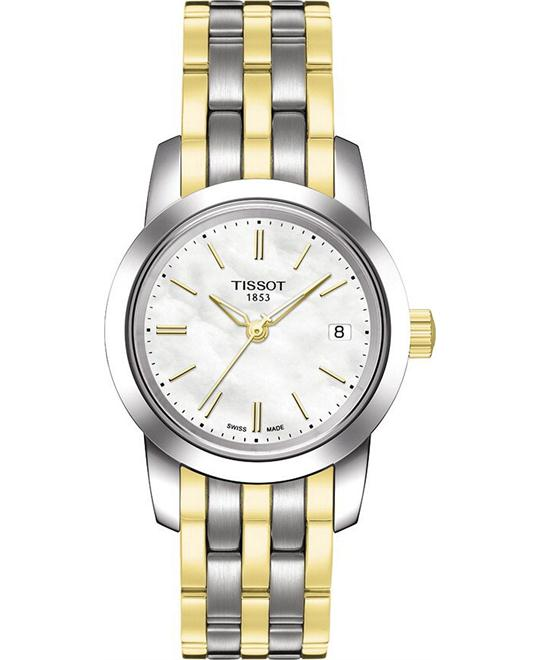 Tissot Women's Swiss Classic Stainless Watch 38mm