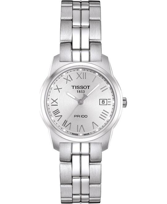 Tissot Women's Swiss Stainless Watch 24mm