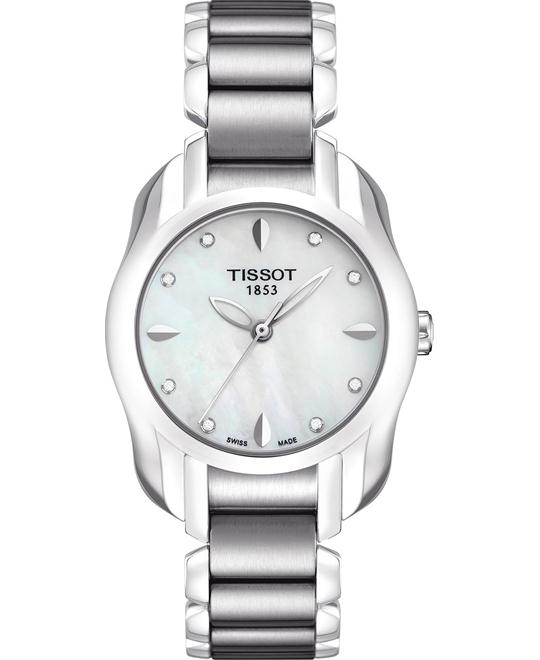 đồng hồ  TISSOT T023.210.11.116.00 Trend T-Wave Watch 28x26mm