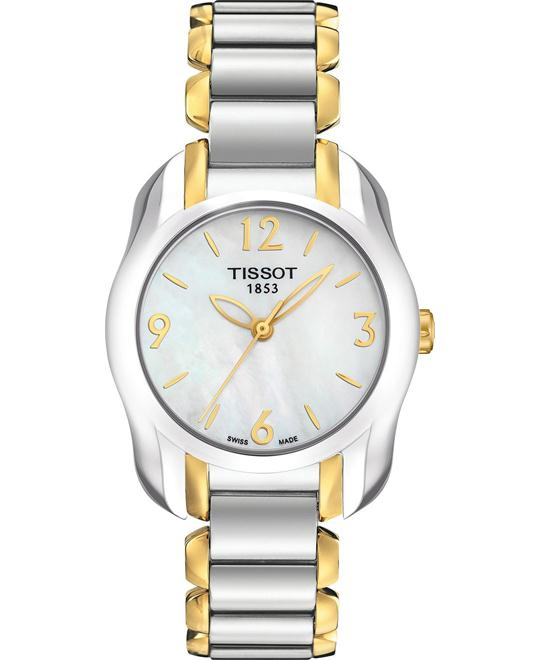 Tissot Women's Swiss Stainless Watch 28x26mm