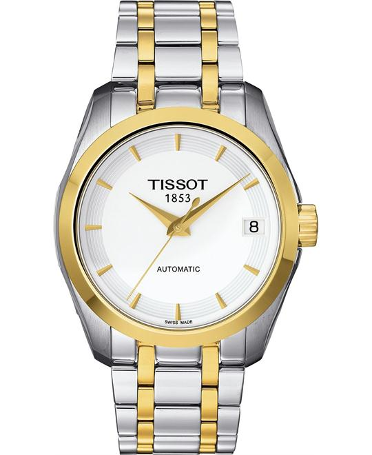 Tissot Women's Swiss Stainless Steel Watch 32mm
