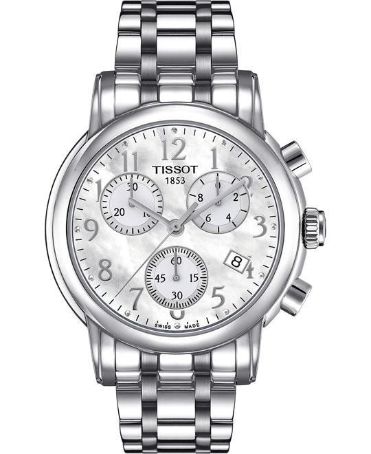 TISSOT T Classic Chronograph Ladies Watch 35mm