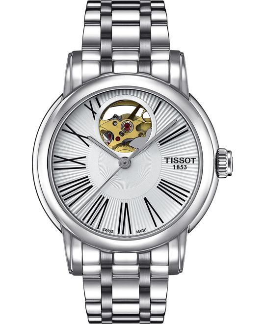 Tissot T050.207.11.033.00 Lady Heart Swiss Watch 35mm