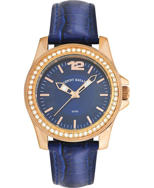 Tommy Bahama Women's Swiss Blue Watch 35mm
