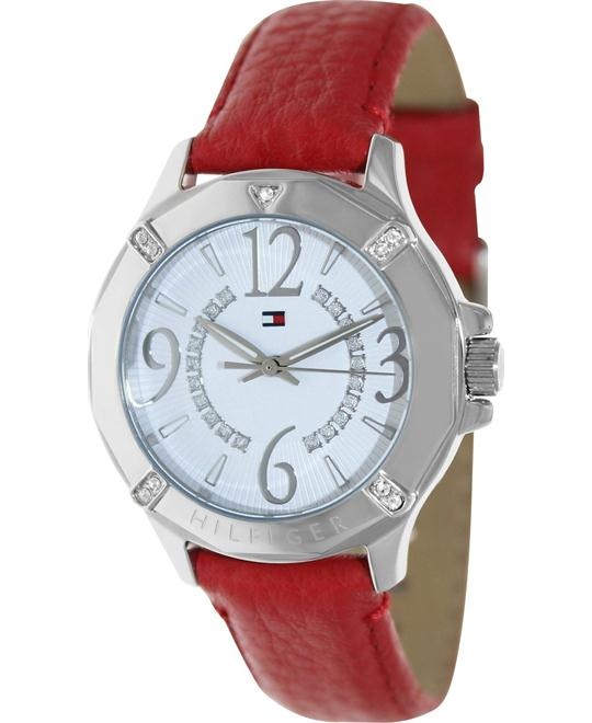 Tommy Hilfiger Classic Glitzy Women's watch 34mm