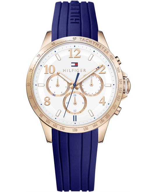 Tommy Hilfiger Dani Japanese Quartz Blue Watch 38mm