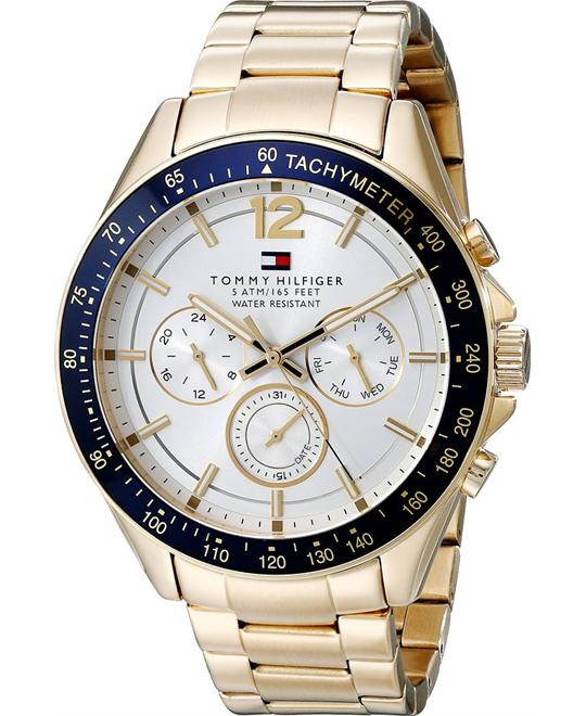 TOMMY HILFIGER Luke Multi-Function Men's Watch 46mm