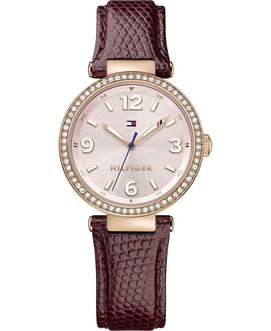 TOMMY HILFIGER Lynn Pink Ladies Watch 35mm