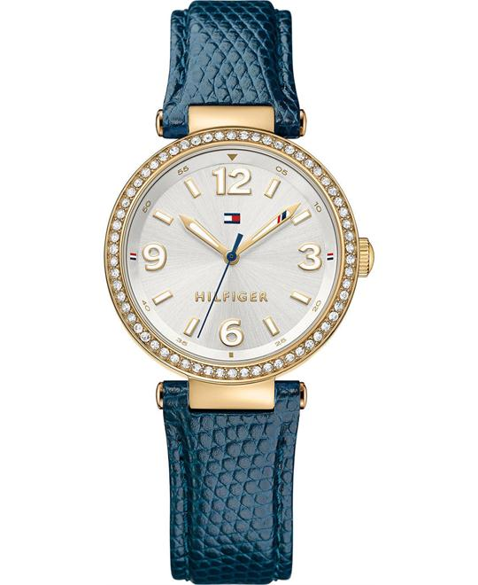 Tommy Hilfiger Lynn Women's Quartz Blue Watch 35mm